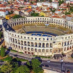 Pula Shore Excursion - Pula Walking Tour