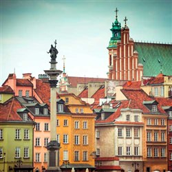 Warsaw Old Town Walking Tour