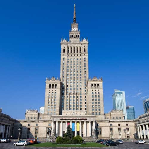 Best of Warsaw Tour