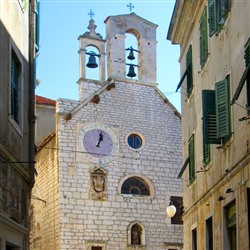 Sibenik Walking Tour