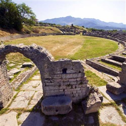 Split Shore Trips - Ancient Salona, Medieval Trogir and Diocletian's Palace