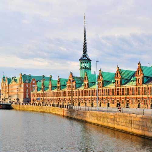Copenhagen Driving Tour and Canal Cruise