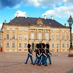Copenhagen Castle Tour