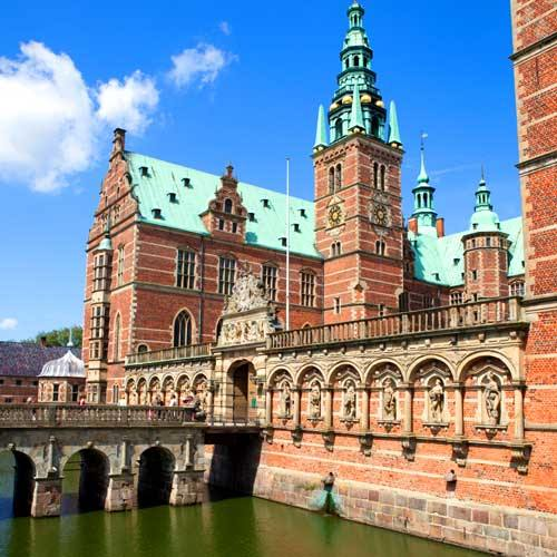 Copenhagen North Zealand Castles Tour