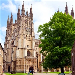 Shore Excursions - Canterbury with Dover to London Transfer