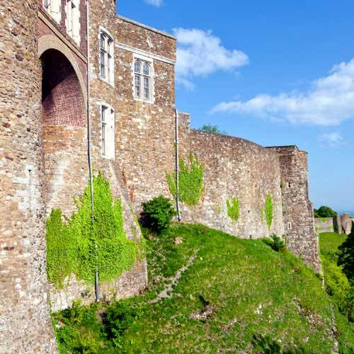 Cruise Tours - Dover Castle with Dover to LHR Transfer