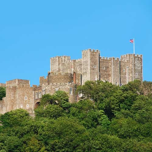 Shore Trip - Dover Castle with London to Dover Transfer