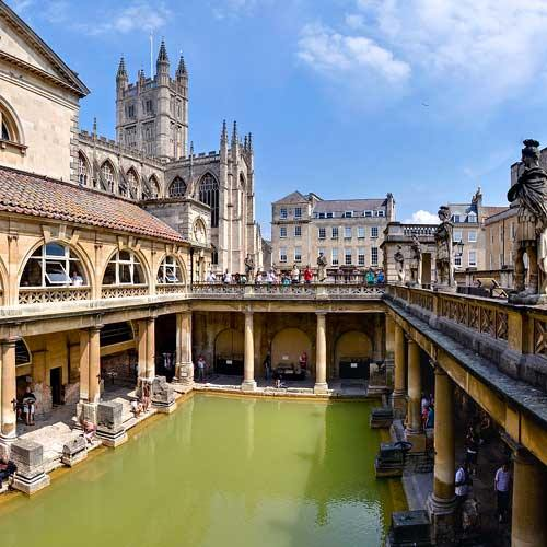 Cruise Tours - Historic Bath with Southampton Transfer