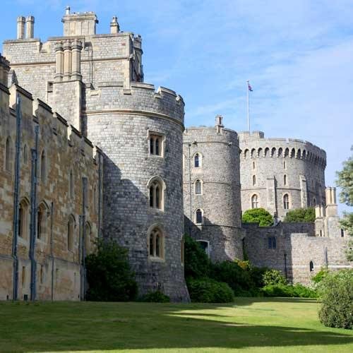 Shore Excursion - Windsor & Stonehenge with Southampton Transfer