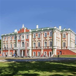 Shore Trip - Tallinn Highlights and Kadriorg Palace