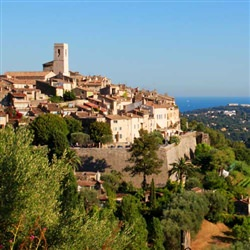 Cannes Shore Trips - St Paul de Vence, Antibes and Cannes