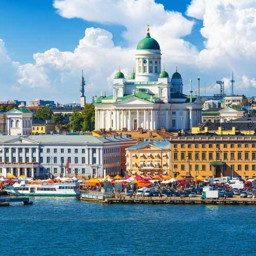 Helsinki Shore Excursions - Highlights of Helsinki