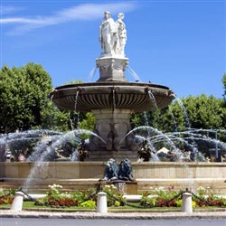 Marseille Shore Trips - Highlights of Aix en Provence