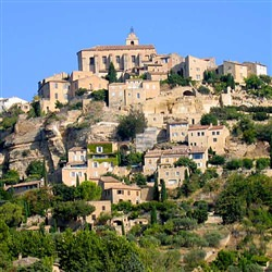 Marseille Shore Trips - Luberon Villages of Provence