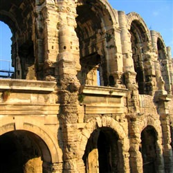 Marseille Shore Excursions - Arles and Les Baux