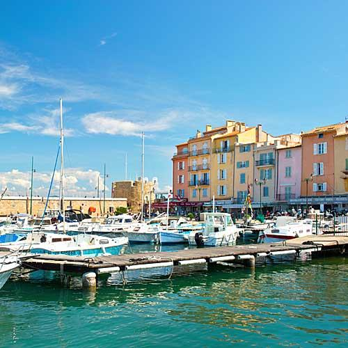 Sanary-Sur-Mer Cruise Tours - St. Tropez tour