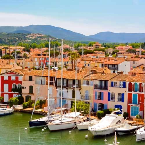 St Tropez Shore Trips - St Tropez and Port Grimaud