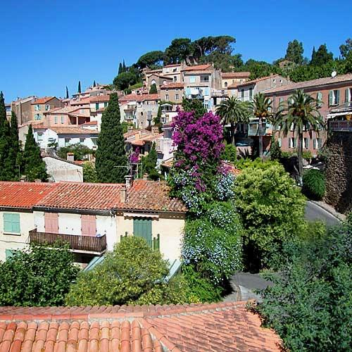 St Tropez Shore Excursions - Bormes les Mimosas and Le Lavandou
