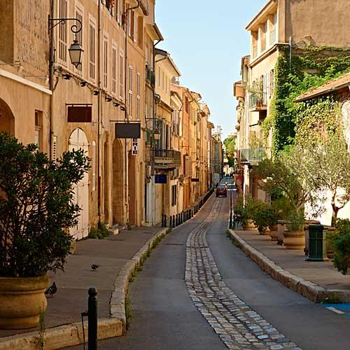Toulon Shore Excursions - Aix en Provence and Cassis