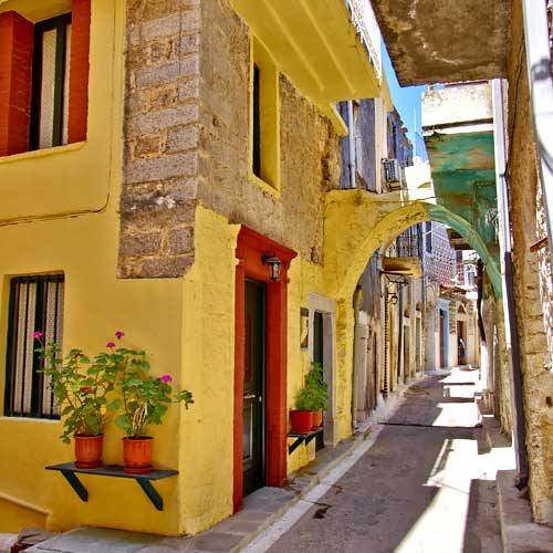 Chios Shore Trip - Kambos and the South Villages of Chios
