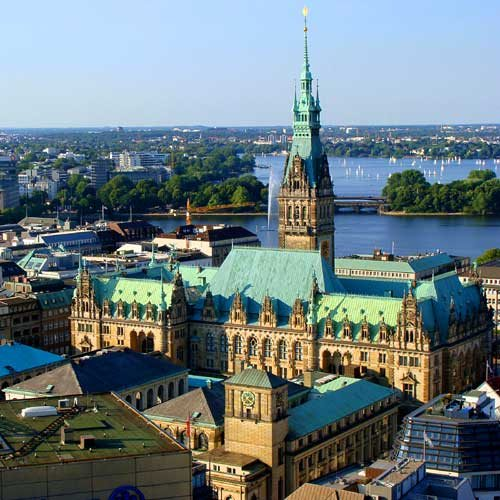 Hamburg Shore Excursions - Charming Hamburg