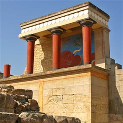 Shore Excursions - Knossos Palace and Archaeological Museum