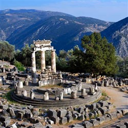 Itea Shore Trip - Mythical Delphi