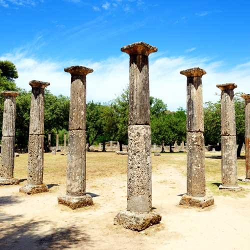 Katakolon Shore Trips - Ancient Olympia and Wine Tasting