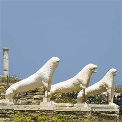 Mykonos Shore Trip - The Island of Delos