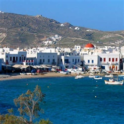 Mykonos Cruise Tours - Delos and Mykonos Old Town