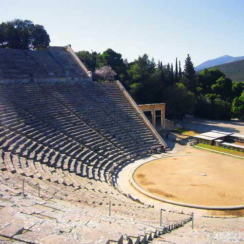 Nafplion Shore Excursion - Highlights of Epidaurus and Mycenae