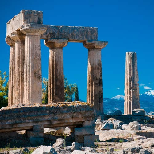 Piraeus Shore Trip - Highlights of Corinth