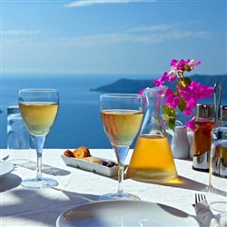 Santorini Cruise Tours - Oia Village and Greek Wine Tasting