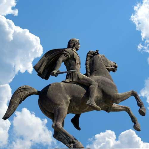 Thessaloniki Shore Trip - Footsteps of Alexander the Great