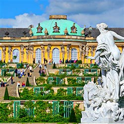 Warnemunde Shore Excursions - Potsdam Palaces & Gardens