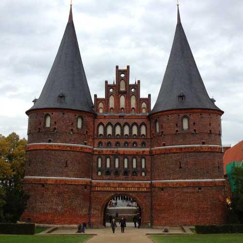 Warnemunde Shore Excursion - Medieval Lubeck