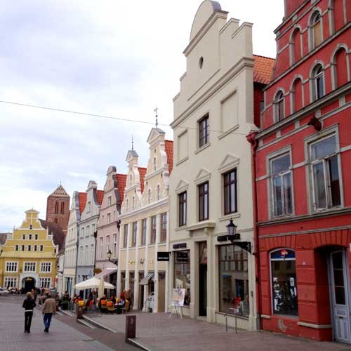 Wismar Shore Trip - Wismar on Foot