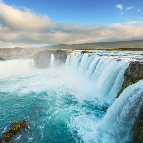 Akureyri Tour - Lake Myvatn and Godafoss Waterfall
