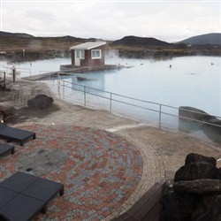 Akureyri Tour - Lake Myvatn Nature Baths & Godafoss Waterfall