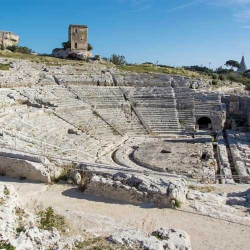 Catania Trips - Greek Colony of Siracusa