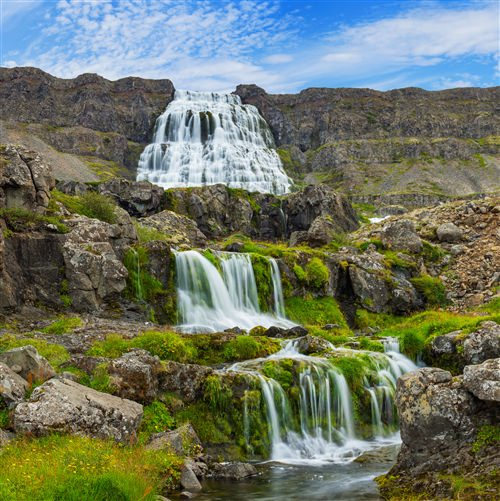Isafjordur Tour - Dynjandi Waterfall & The Westfjords