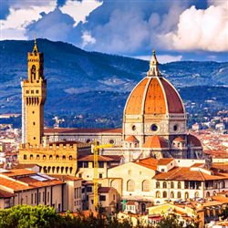 La Spezia Shore Trips - Florence and Pisa