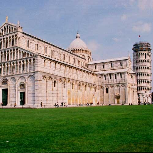 La Spezia Shore Excursions - Pisa's Field of Miracles