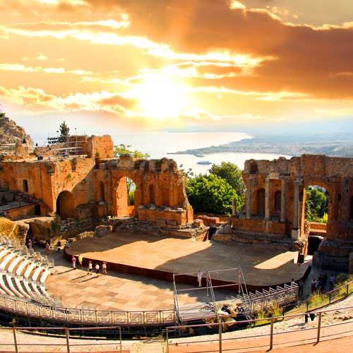 Messina Shore Excursion - Highlights of Messina and Taormina