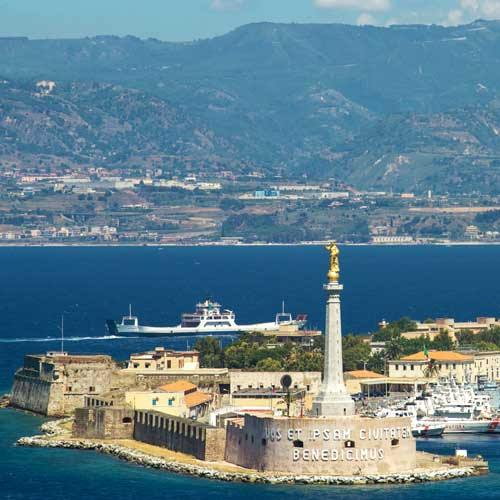 Messina Shore Trip - Highlights of Messina