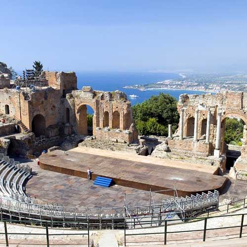 Messina Shore Trips - Highlights of Taormina