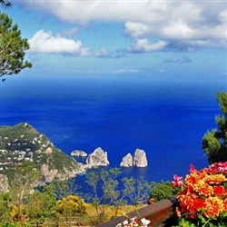 Naples Shore Excursions - Island of Capri