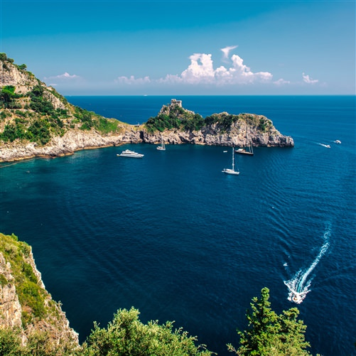 Naples Shore Excursions - Amalfi Coast by Private Boat