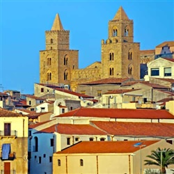 Palermo Shore Excursions - Palermo, Monreale and Cefalu