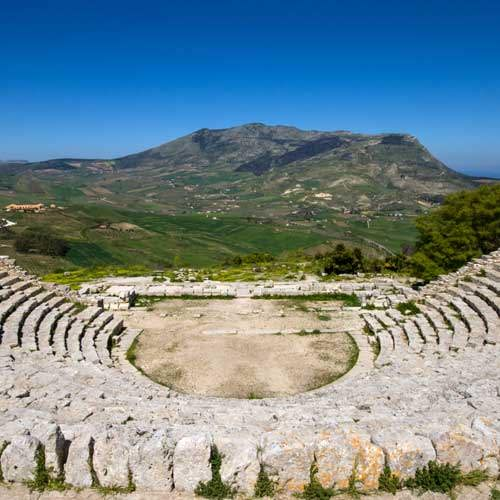 Palermo Shore Trip - Segesta and Erice